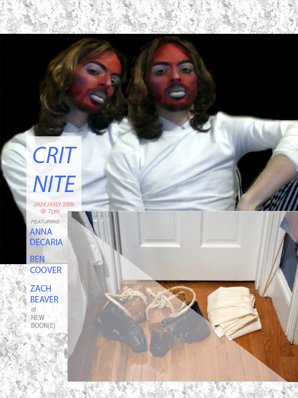 NEW-CRIT NITE